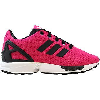 Adidas ZX Flux K Bone Pink/Core Black-Footwear White M19387 Toddler