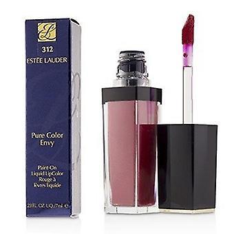 Estee Lauder Pure Color Envy Paint On Liquid Lipcolor - # 312 Liquid Tulip (metallic) 7ml/0.23oz