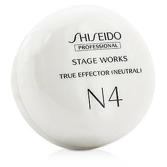 Palco Shiseido funciona verdadeiro effector - # N4 (neutro) 80g/2.8oz