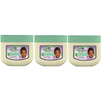 Soft & Precious Nursery Jelly with Aloe and Vitamin E (3-Pack)