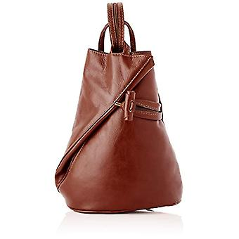 Chicca All Fashion Cbc181027gf22 Adult Unisex Backpack Brown 12x31x15 cm (W x H x L)