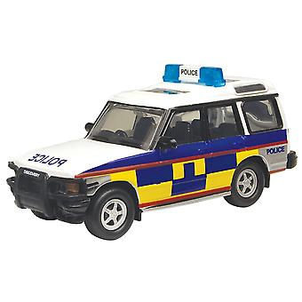 Land Rover Discovery politieauto Edition Diecast Model