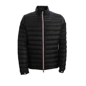 Moncler 1a1090053279999 Men's Black Nylon Down Jacket