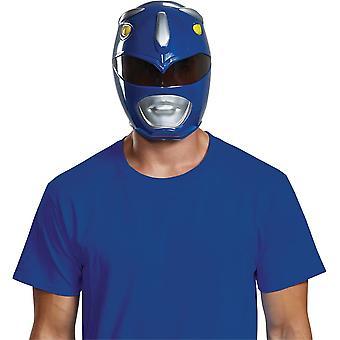 Blue Ranger vuxen mask
