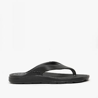 Totes Sol Bounce 0350 Ladies Everywear Flip Flops Black