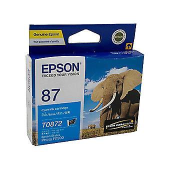 Encre Epson T0872 Cyan