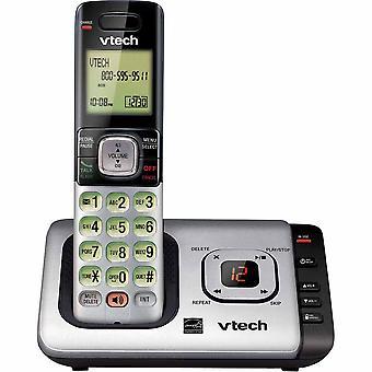 VTech DECT 6.0 نظام الهاتف اللاسلكي القابل للتوسيع مع نظام الرد الرقمي