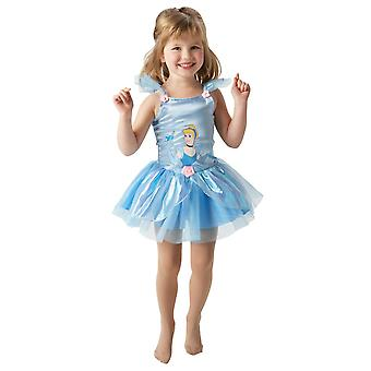 Disney Princess Childrens/Kids Ballerina Cinderella Costume