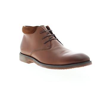 English Laundry Talbot  Mens Brown Leather Chukkas Boots Shoes