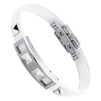 Unisex Bracelet Viceroy 7031P01000 Silver White (19 Cm)