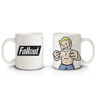 Fallout 20 Oz Mok