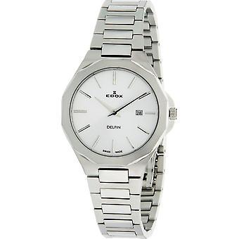 Edox - Wristwatch - Women - 57005 3M AIN - Dolphin