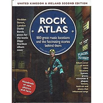 Rock Atlas UK & Ireland - Second Edition by David Roberts - 978190