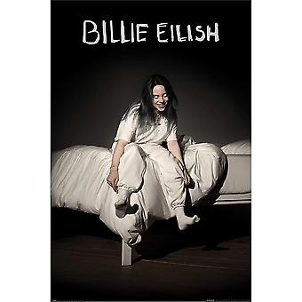 Billie Eilish, Maxi Poster - When we all fall asleep
