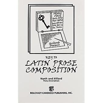 Latin Prose Composition (Key)