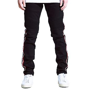 Embellish Khalil Denim Jeans Black