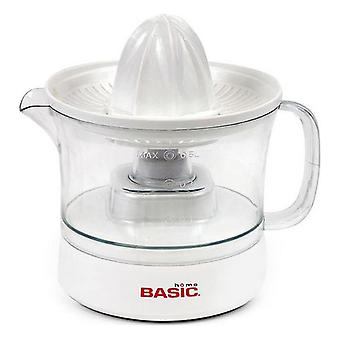 Electric Juicer Basic Home 25W 0,5 L White