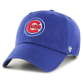 47 Brand Adjustable Cap - CLEAN UP Chicago Cubs royal