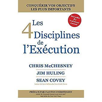 Les 4 Disciplines de L'Execution by Chris McChesney - 9781642501520 B