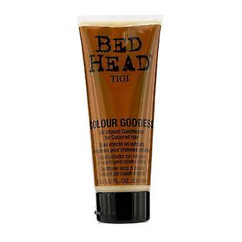 Kolor głowy łóżka bogini olej podawać odżywka (do włosów kolorowych) 167593 200ml/6.76oz