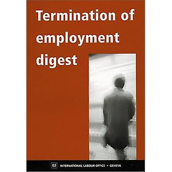 Termination of Employment Digest by Malcolm Crotty - 9789221108429 Bo