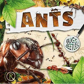 Ants by John Wood - 9781786377258 Book