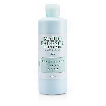 Sabonete creme de ceratoplasto para combinação/ tipos de pele seco/sensível 177146 472ml/16oz