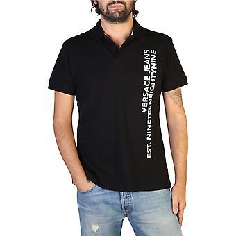 Man short sleeves polo kf14807