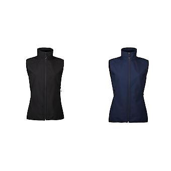 ID Womens/Ladies Functional Soft Shell Vest
