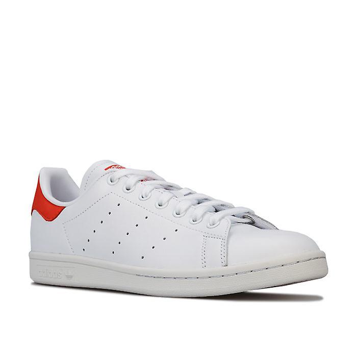 Men's Adidas Originals Stan Smith Trainers In White