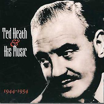 Ted Heath - Ted Heath & His Music 1944-54 [CD] USA import