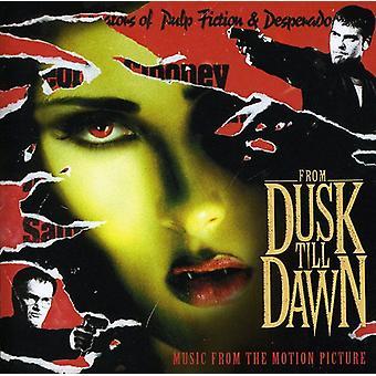 Various Artists - From Dusk Till Dawn [CD] USA import