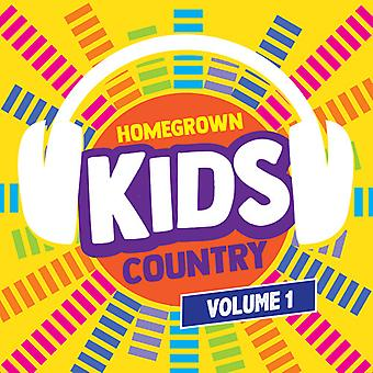 Homegrown Kids - Homegrown Kids Country 1 [CD] USA import