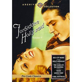 Verbotene Hollywood Volume 9 [DVD] USA importieren