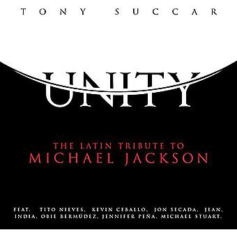Tony Succar - Unity: Latin Tribute to Michael Jackson [CD] USA import