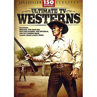 Ultimate TV Westerns 150 Movie Pak [DVD] USA import