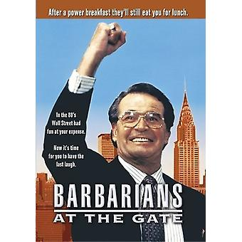 Barbarians at the Gate [DVD] USA import