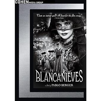 Blancanieves [DVD] USA import