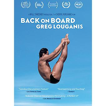 Back on Board: Greg Louganis [DVD] USA import