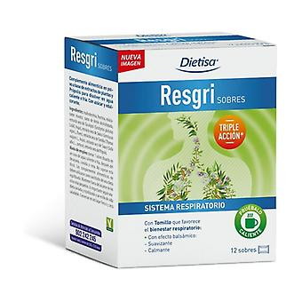 Resgri Sachets 12 packets