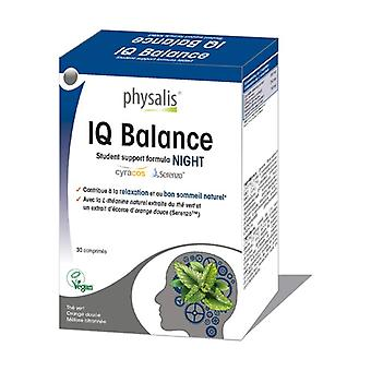 IQ Balance Night 30 tablettia