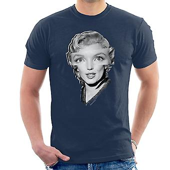 Marilyn Monroe The Prince And The Showgirl 1956 Men's T-Shirt