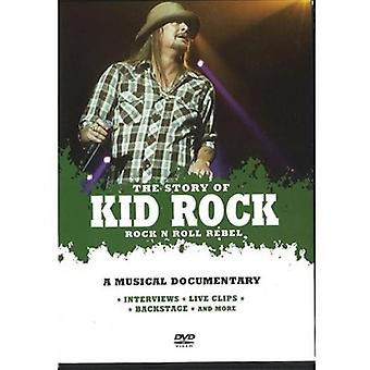 Kid Rock - Rock & Roll Rebel [DVD] USA import
