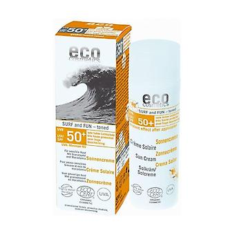 Fun Surf Body Sun Cream 50 ml of cream