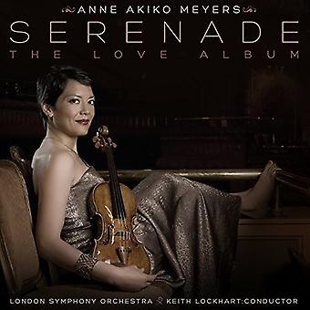 Meyers / London Symphony Orchestra / Lockhart - Serenade: The Love Album [CD] USA import