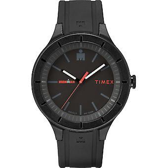 TW5M16800, Ironman Urban 30-Lap Voller Größe Essential Unisex Uhr / schwarz
