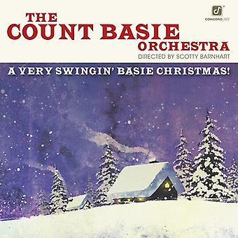 Count Basie Orchestr - Very Swingin Basi [CD] USA import