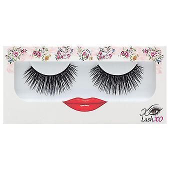 Lash XO Premium False Eyelashes - Bella - Natural yet Elongated Lashes