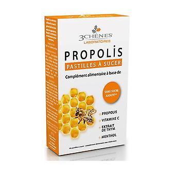 Propolis Pastilles to suck 40 pellets