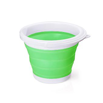 Folding Bucket Portable And Space Saving